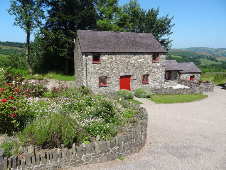 baby and toddler friendly cottage in wales
