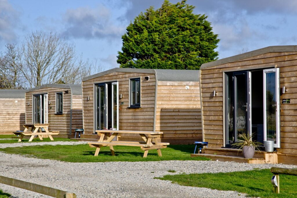 family friendly place to stay in cornwall