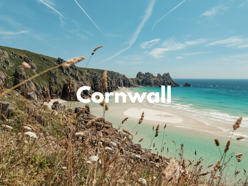holidays in cornwall with babies and toddlers
