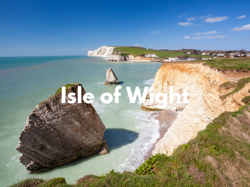 holidays with babies and toddlers in the isle of wight
