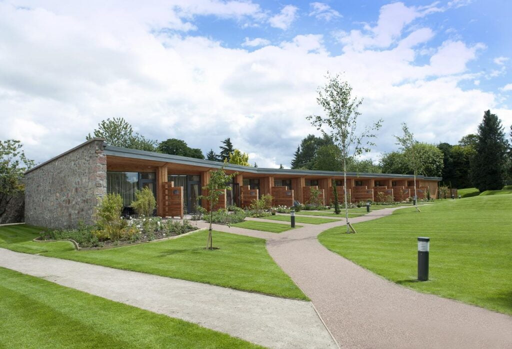 luxury baby and toddler friendly hotel in scotland
