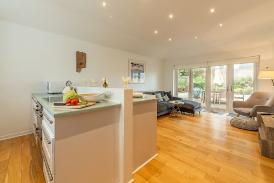 toddler friendly cottage cornwall