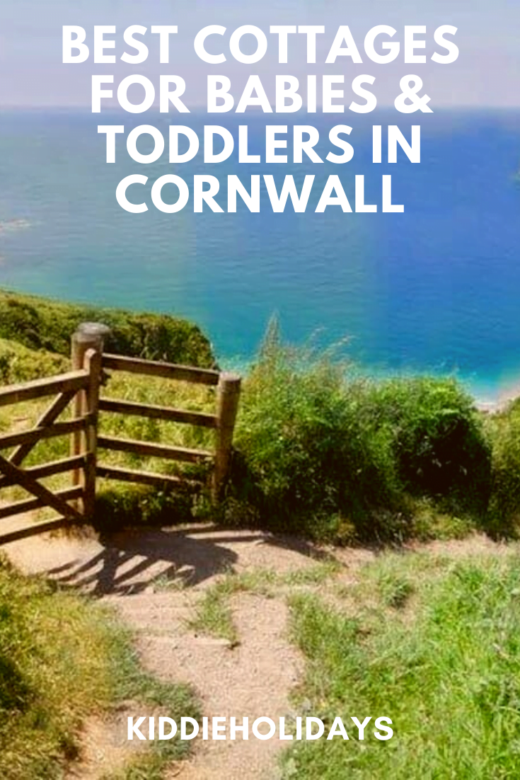 best cottages for babies and toddlers in cornwall
