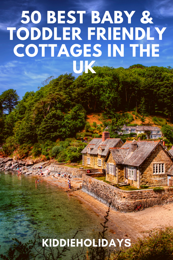 best baby and toddler friendly cottages in the uk