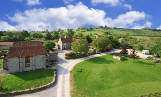places to stay with babies and toddlers in somerset