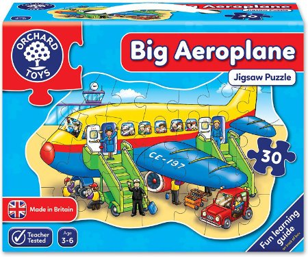 presents for aeroplane loving toddlers