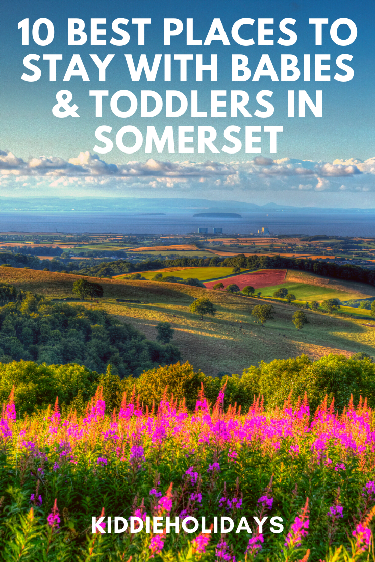 baby and toddler friendly places to stay in somerset