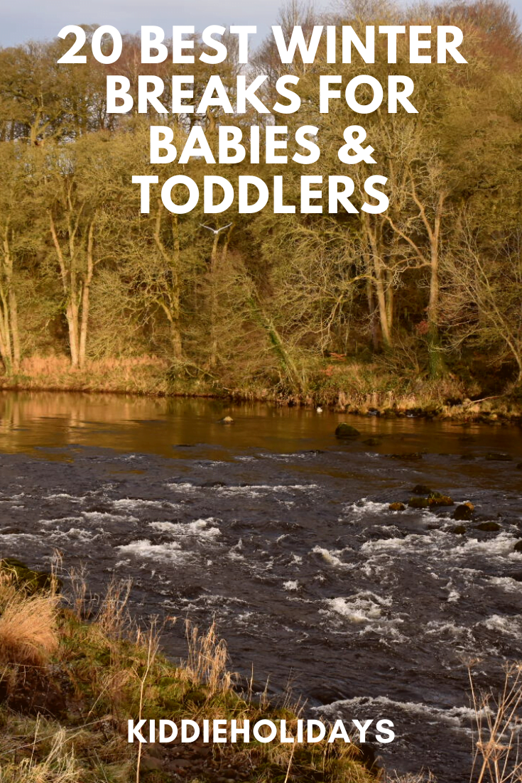 winter breaks for babies and toddlers