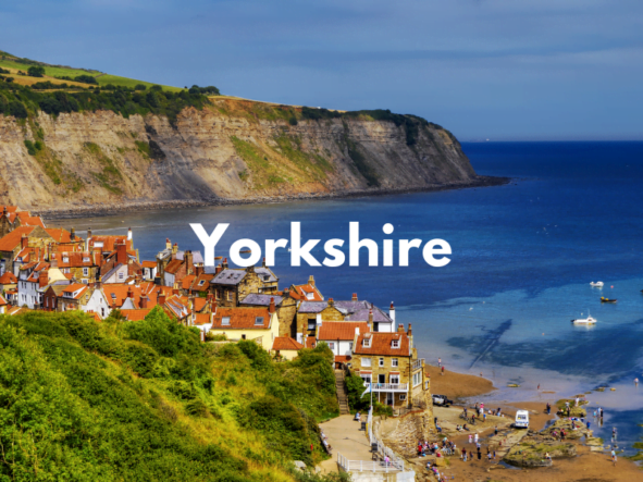 places to stay with babies and toddlers in yorkshire