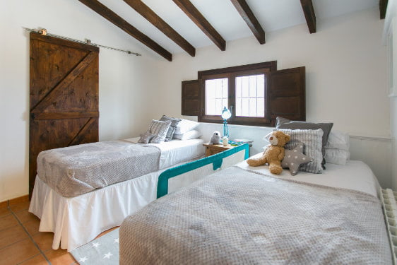 baby and toddler friendly cottages in spain