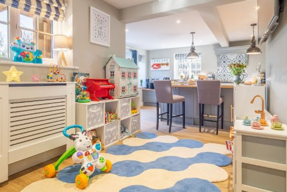 baby and toddler friendly cottage in norfolk
