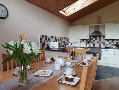 baby and toddler friendly lodge in scotland