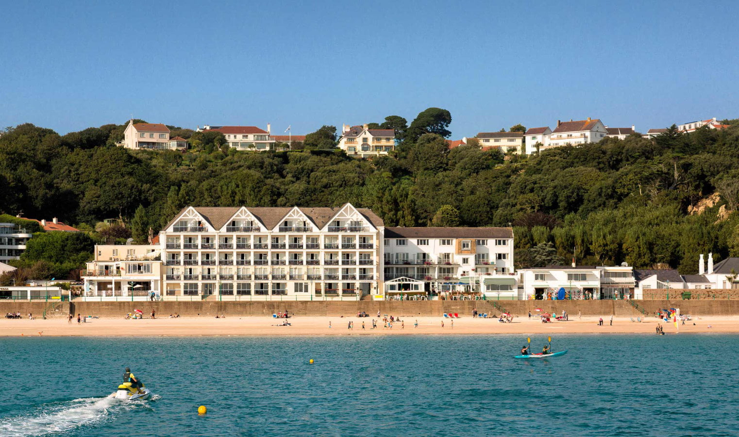 baby and toddler friendly hotel in jersey