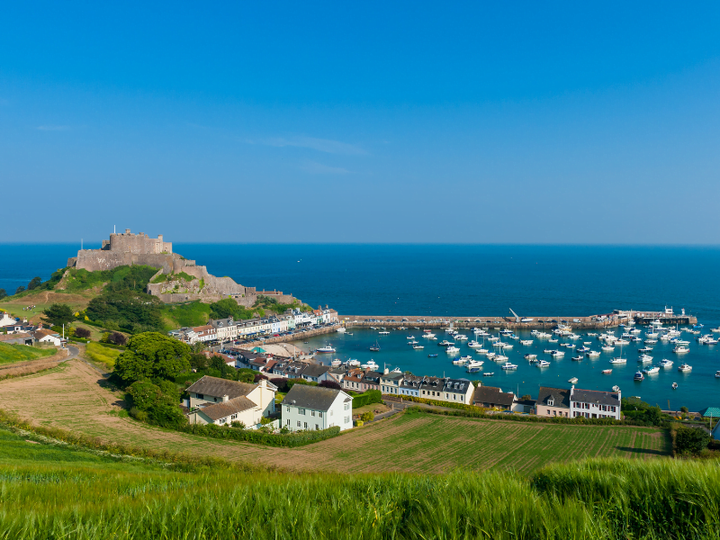 places to stay with babies and toddlers in jersey