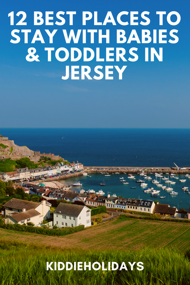 baby and toddler friendly place to stay in jersey