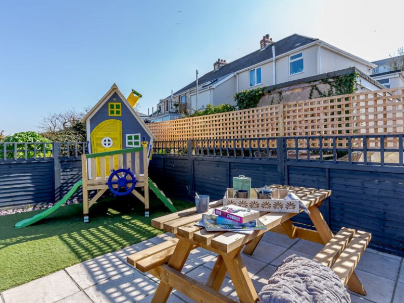 toddler friendly cottage north devon