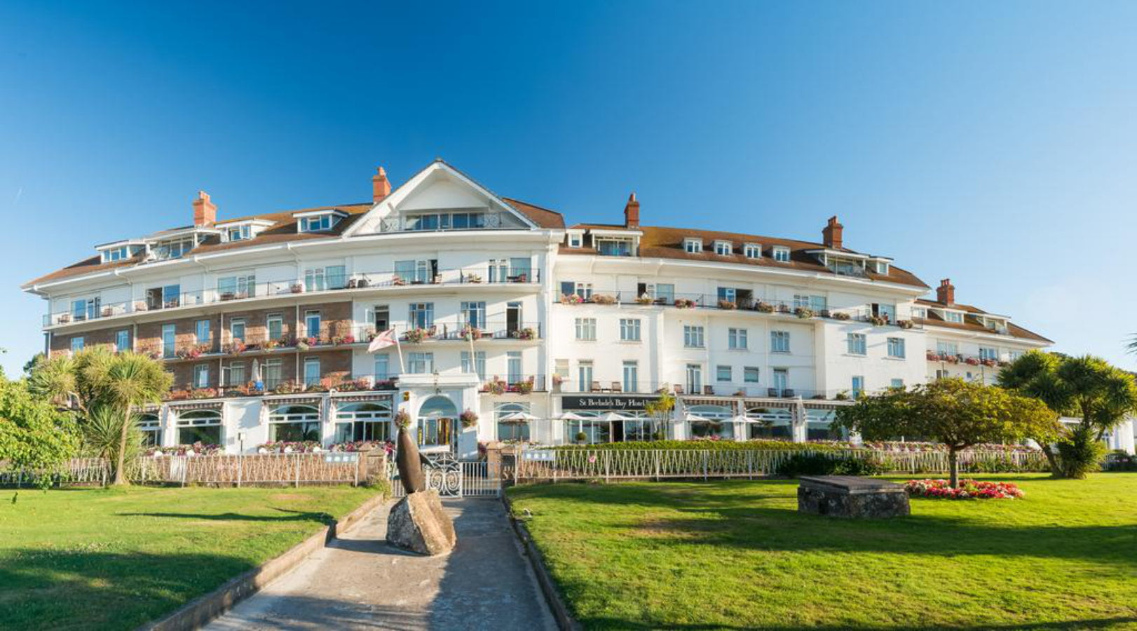 toddler friendly hotel in jersey