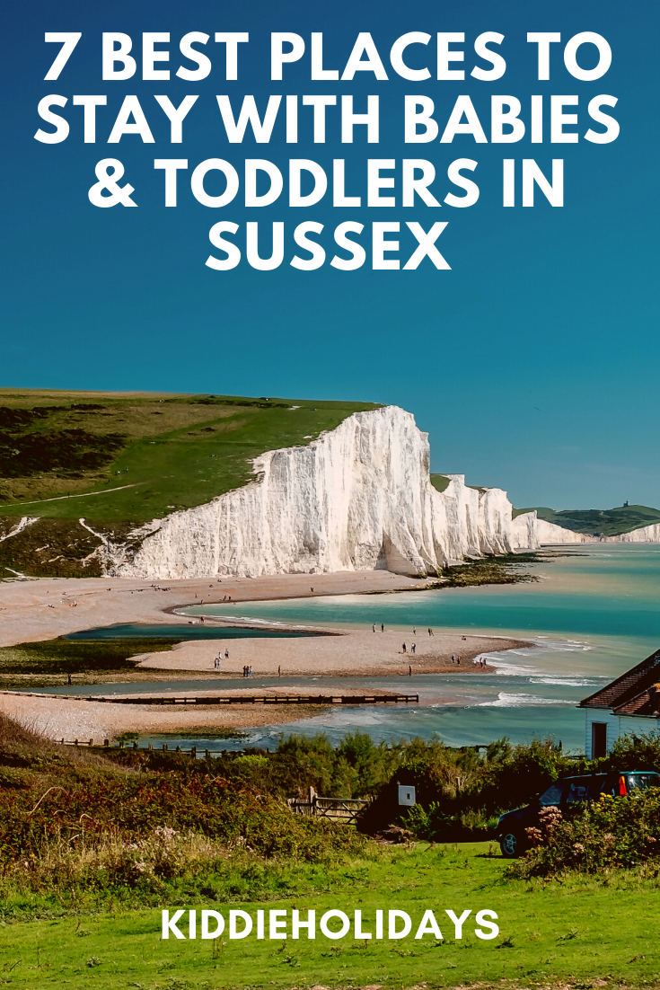 baby and toddler friendly place to stay in sussex