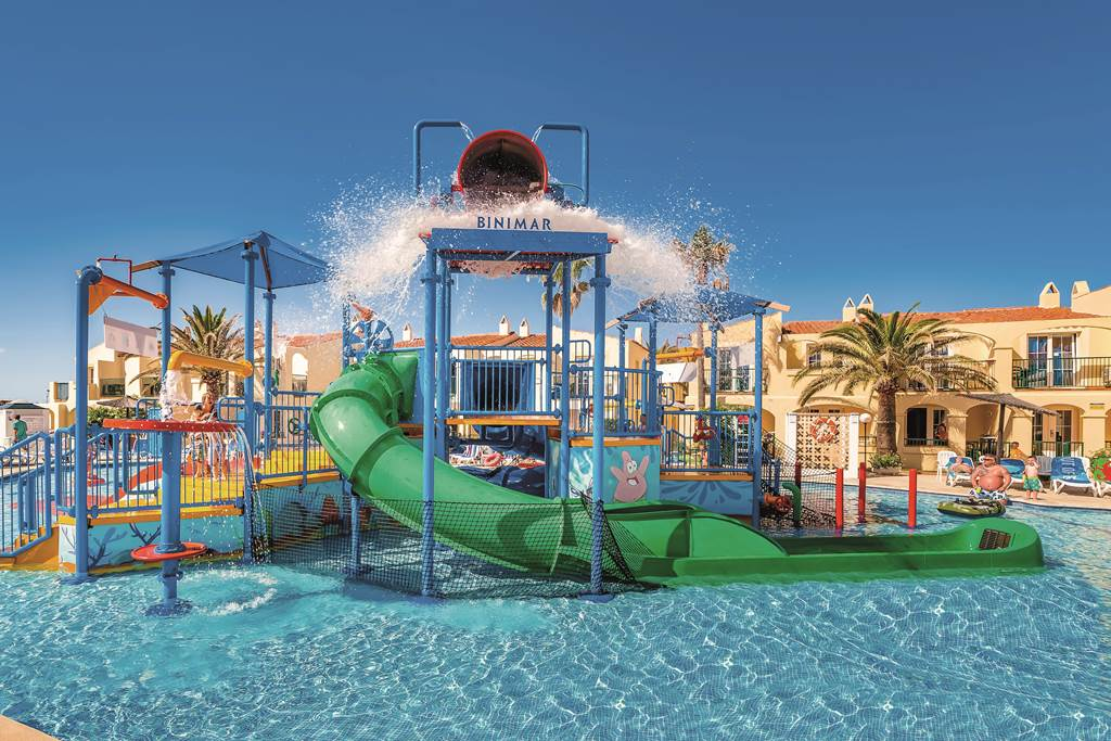 baby and toddler friendly hotel in menorca