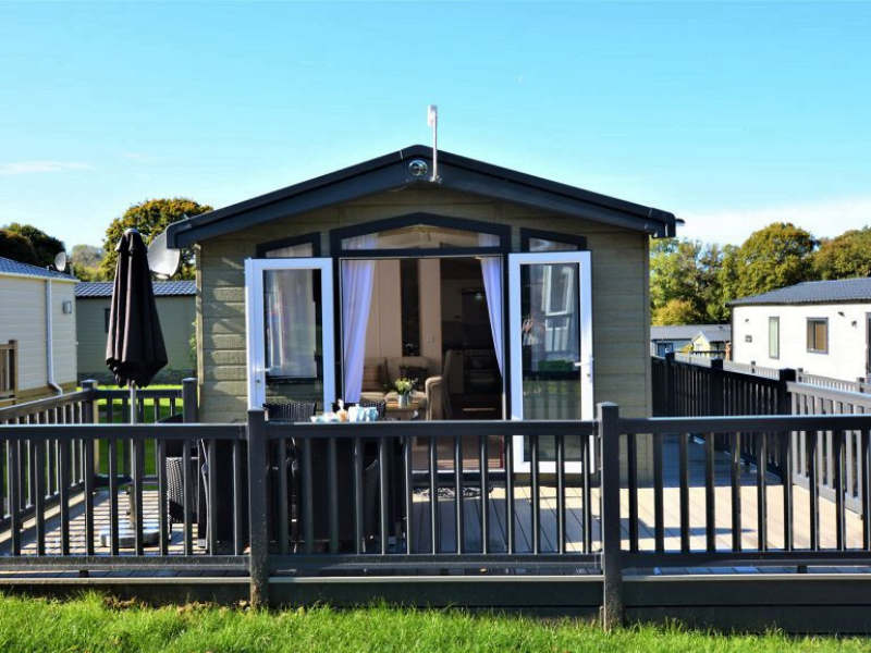 Toddler Friendly Caravan in west wales
