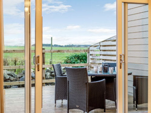 toddler friendly cottage in northumberland