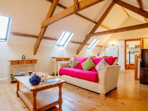 baby and toddler friendly cottage in cornwall with an indoor playbarn