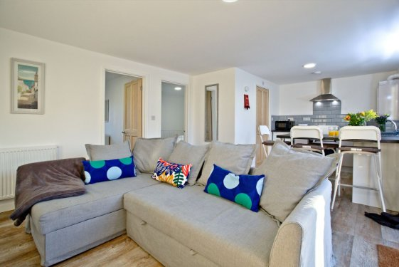 family friendly lodge in cornwall