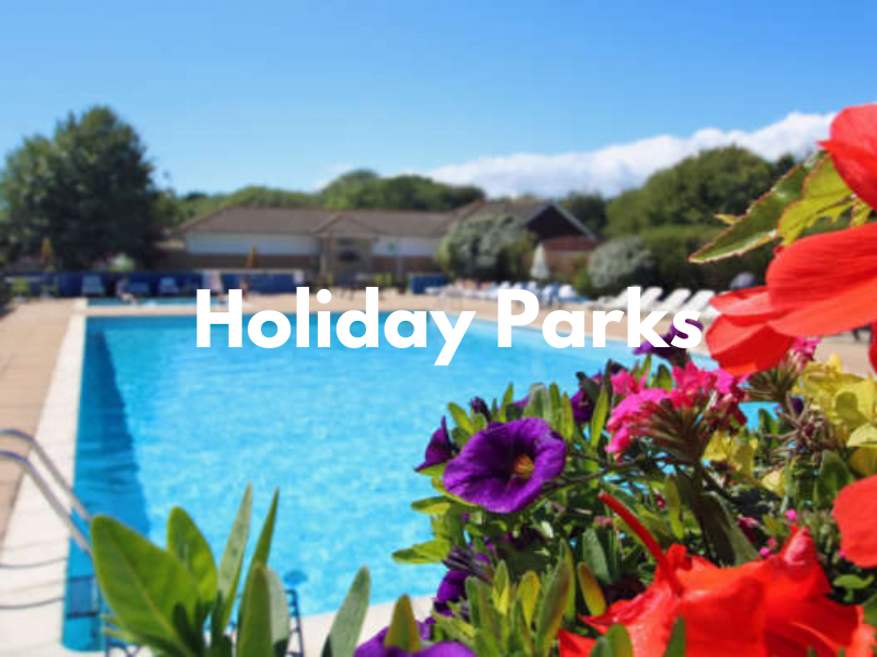 holiday parks for babies and toddlers