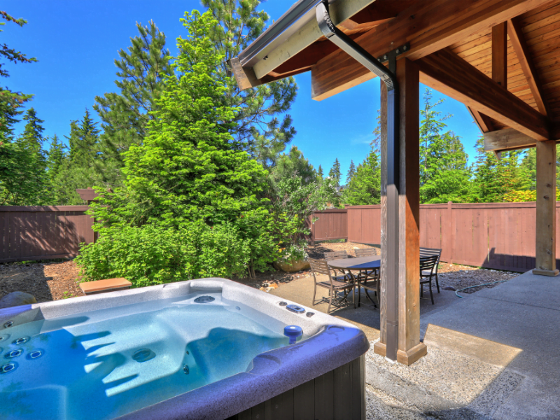 baby and toddler friendly cottages with a hot tub