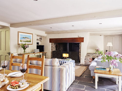 luxury baby and toddler friendly cottage in devon