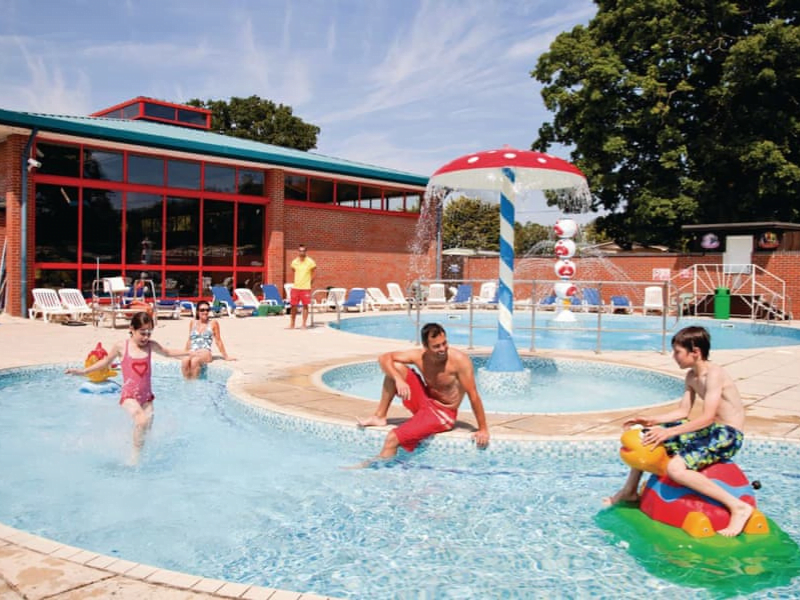 toddler friendly holiday park in dorset