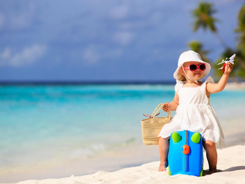 toddler holidays