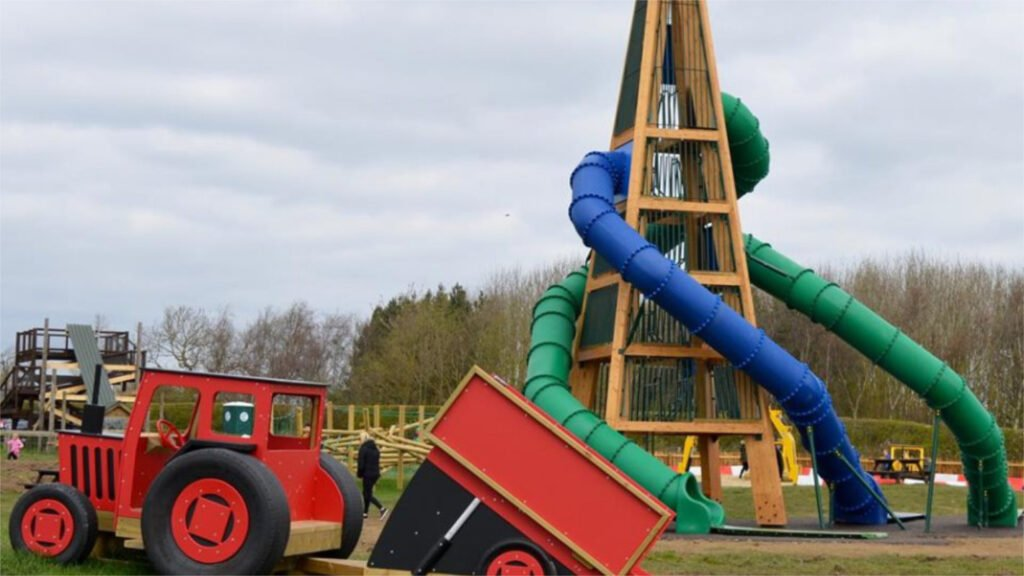 toddler friendly days out in the uk