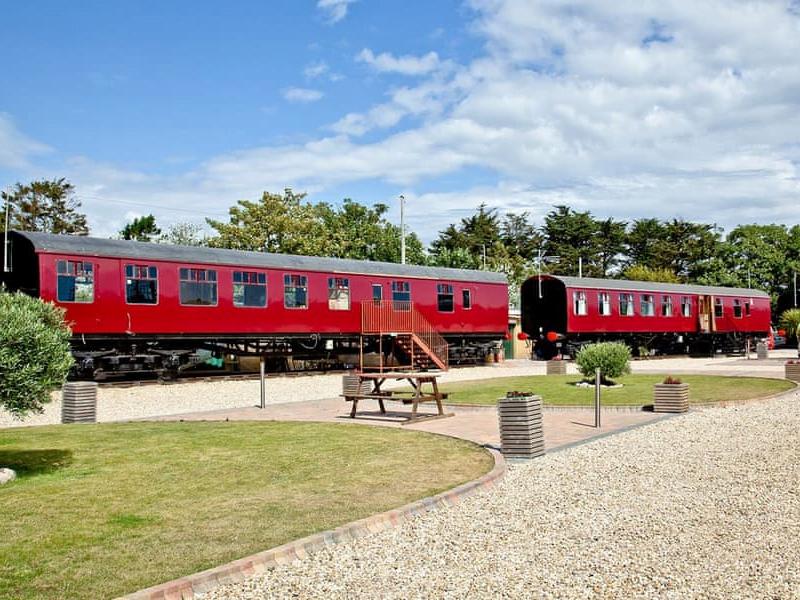 toddler friendly train carriages in devon