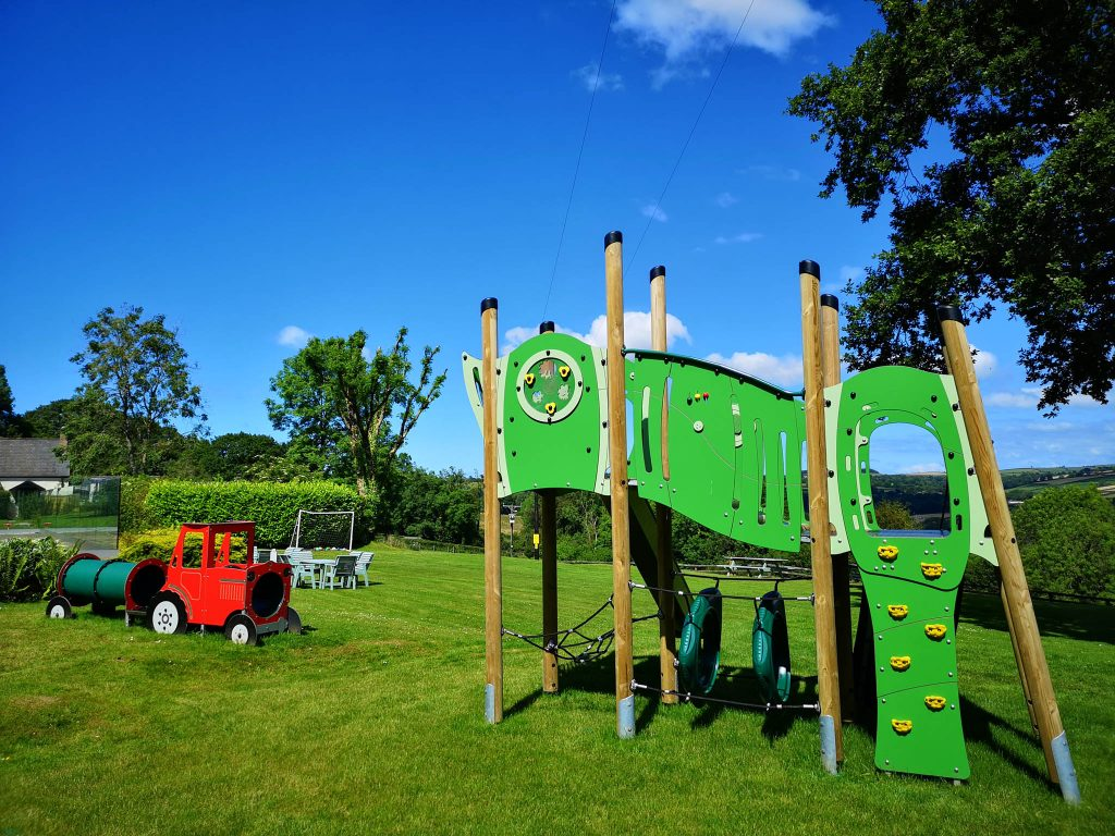 baby and toddler friendly cottages with amazing playground
