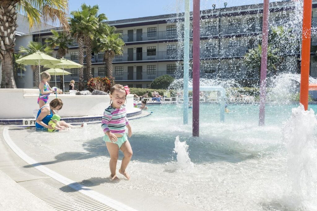 toddler friendly hotel in orlando