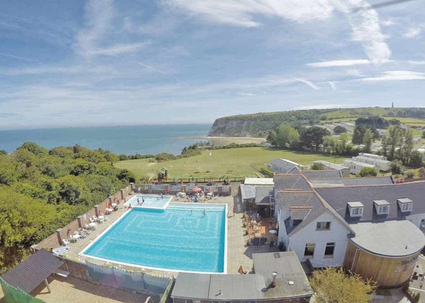 toddler friendly holiday park with an outdoor swimming pool