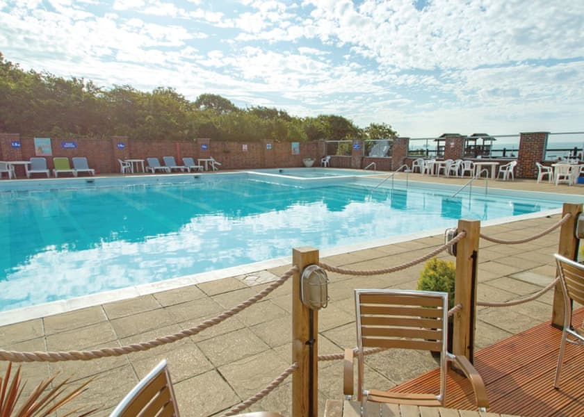 toddler friendly holiday park with a swimming pool