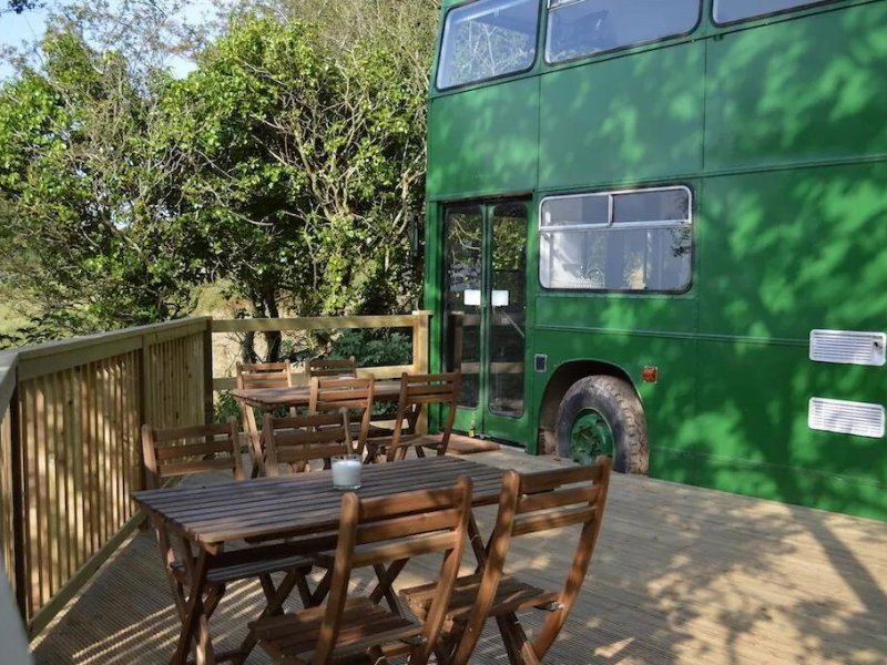 toddler friendly converted bus