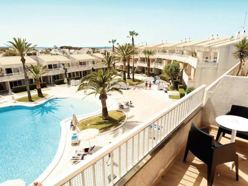all inclusive toddler friendly hotel in menorca