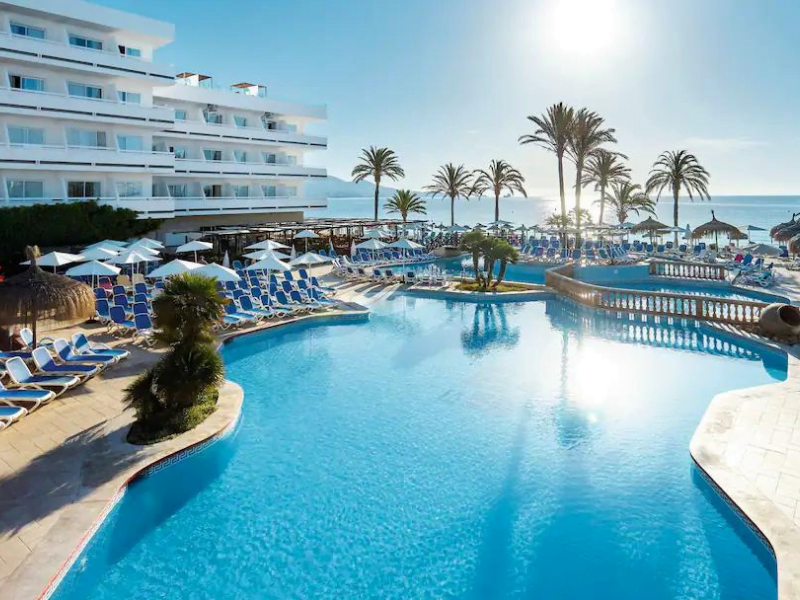 all inclusive toddler friendly hotel in majorca