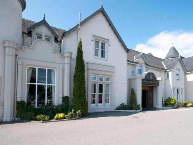 family friendly hotel in scotland