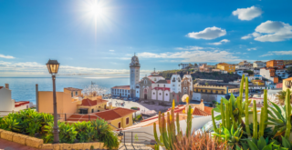 baby and toddler friendly places to stay in Tenerife